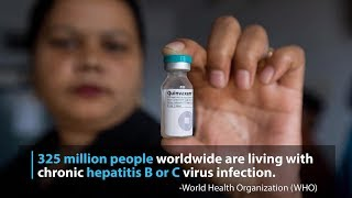 WHO: Viral hepatitis is a global health problem and requires an urgent response
