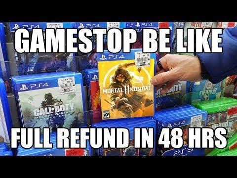 GAMESTOP'S NEW 48HR RETURN POLICY, NEW LEFT 4 DEAD 3 LEAKS SURFACE, & MORE