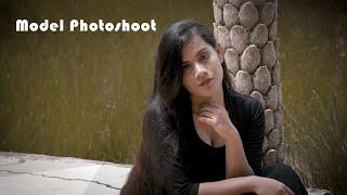 Model Deblina Outdoor Fashion Photoshoot | Fashion Photography Idea | Model Posing Video | Picoba