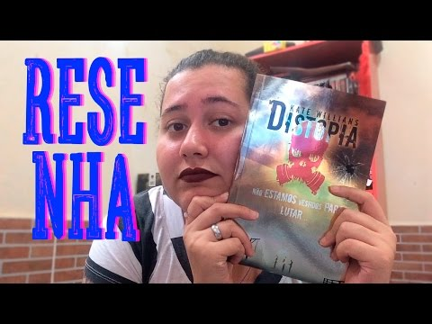 Distopia - Kate Willians | Resenha