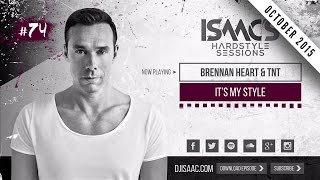 Isaac's Hardstyle Sessions: Episode # 74 | October 2015