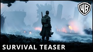Dunkerque - Teaser Supervivencia Castellano HD