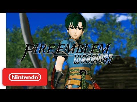Fire Emblem Warriors Gameplay Trailer - Nintendo Switch - Nintendo Direct 9.13.2017 thumbnail