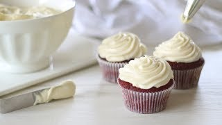 white icing recipes for cupcakes