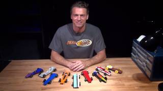 Pinewood Derby Basic Wheels and Axle Prep