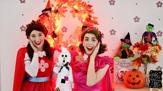 Celebrate Halloween with the Blossom Sisters!