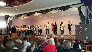 Батл учителей с учениками (22 школа Одесса)