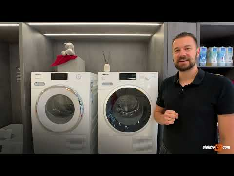Sušička prádla Miele TWD360 WP 8 kg