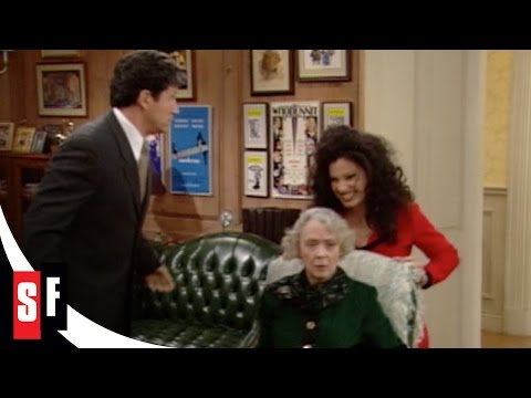 Video trailer för The Nanny (2/2) Mr. Sheffield's Grandmother Gets Pushed Around