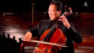 Bach Cello Suite No 2 Sarabande - J.S.Bach (par Yo Yo Ma )