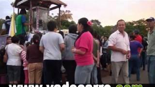 preview picture of video 'Virgen de Caacupe 2011 Paraguay Va de Carro Peregrinación de Coronel Oviedo.'