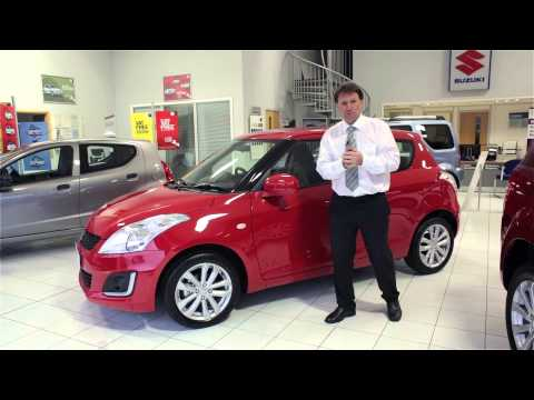 Review of the Suzuki Swift
