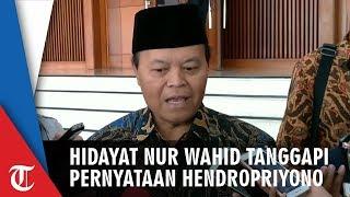 Tanggapi Pernyataan Kontroversi Hendropriyono, HNW: Tak Paham Sejarah