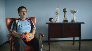 preview picture of video 'American Fútbol: Blind Soccer in Bogotá'