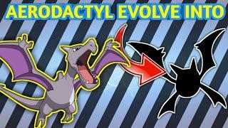 Crobat  - (Pokémon) - Aerodactyl Evolve into crobat | Hindi Pokevilla z