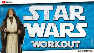 STAR WARS 'Obi-Wan' Workout