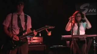 """Blockhead (Devo tribute band)- """"Timing X/Jerkin' Back 'n' Forth"""" live at Small's Bar 7/2/11"""