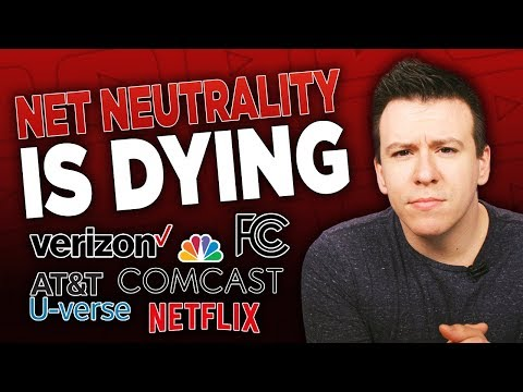 The Internet Is UNDER ATTACK, Net Neutrality is Dying, and What You Can Do…