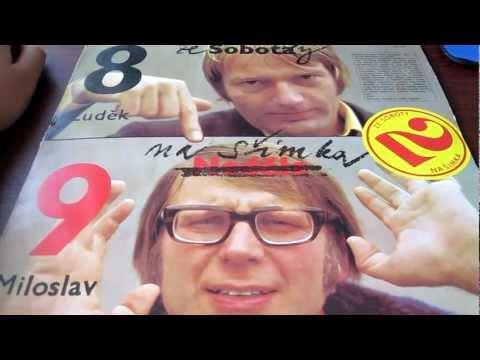 Fireho hudebně-historický koutek #8 - Ze Soboty na Šimka 2 (L. Sobota M. Šimek, 1975)