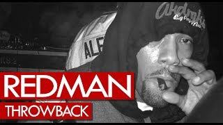 Redman freestyle goes off on Who Shot Ya - Throwback to 1995