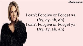 Ina Wroldsen   Forgive Or Forget (Lyrics)
