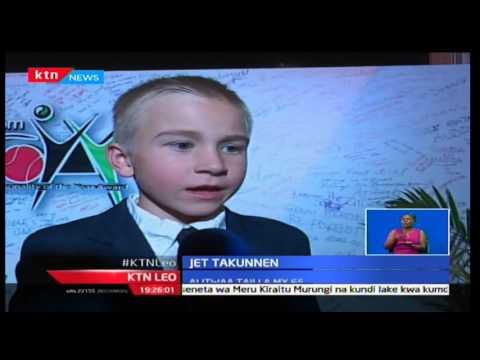 KTN Leo: Chipukizi wa mchezo wa pikipiki Jet Takunnen atafuta ubabe wa Afrika mwaka huu