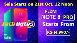 Redmi Note 8 Pro | 5G Cheapest Mobile | Xiaomi | Techbytes