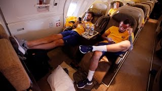 Documentary - FC Barcelona 2015 US Tour