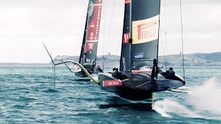 The America's Cup, It's All or Nothing