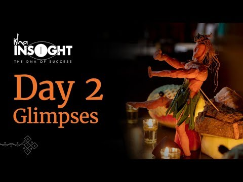 Isha Insight 2019: Glimpses Day2