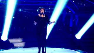 Susan Boyle - Unchained Melody - Strictly Come Dancing - 2011