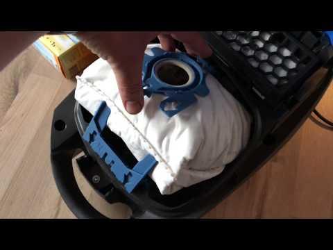 Miele Classic C1 Special EcoLine Bodenstaubsauger Beutel und Filter wechseln Anleitung