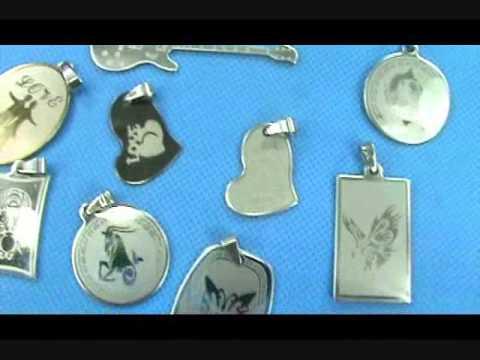 Wholesale Stainless Steel Men's Jewelry Pendant Necklaces WholesaleSarong.com