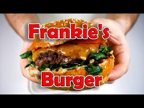 Frankie's Burger - CO DĚLÁ DOBRÝ BURGER?