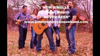 "Jimmy Dean Johnson Band ""Never Been"""