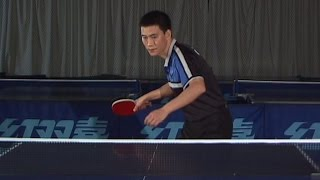 How to Play a Forehand Smash in Table Tennis