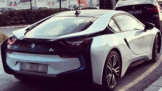 Supercar Bmw I8 Crashes In Vietnam After Racing Street Funny Videos