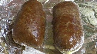 Колбаса Печеночная Домашняя из Говяжьей или Свиной Печени/sausage made from liver