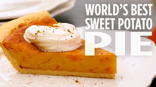How to Make World's Best Sweet Potato Pie | Dessert Recipes | Allrecipes.com