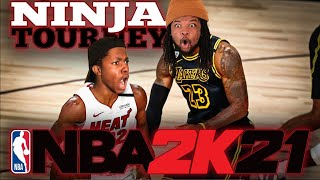 Will Trent & Flam Face Each Other In The Finals? (2K21 Ninja Tourney)