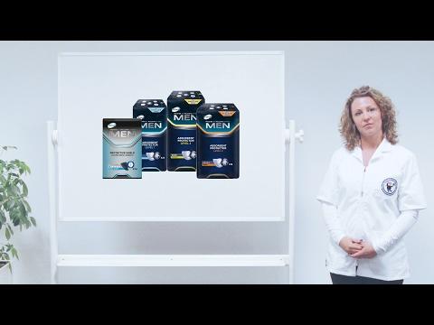 TENA Men Level 0 t/m 4 - productvideo