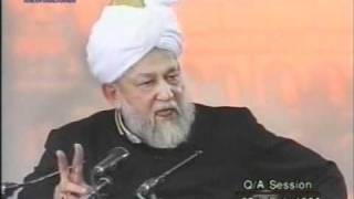 Hazrat Mirza Tahir Ahmad - Majlis E Irfan - (Ayat Khatam Un Babiyeen) - By Roothmens
