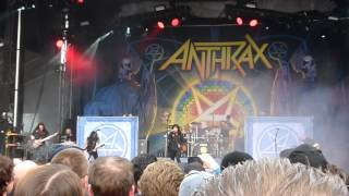 "Anthrax - ""Got The Time"" - Live 10-22-2016 - Aftershock Festival - Sacramento, CA"