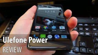 Ulefone Power Review, 6.050 mAh Battery Phone (Full HD/ English) - GSMDome.com