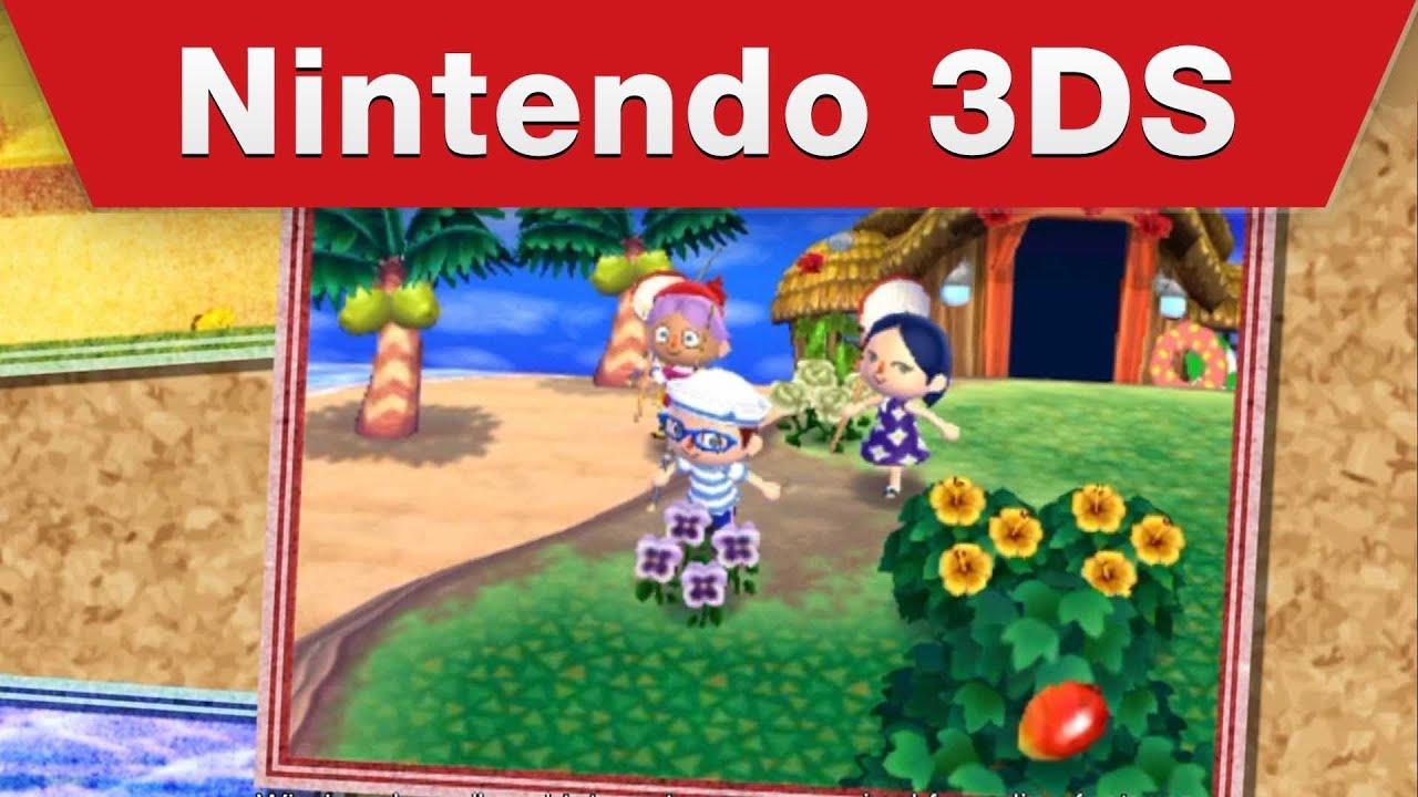 Nintendo Reveals New Trailer For Animal Crossing: New Leaf