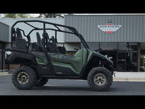 2021 Yamaha Wolverine X4 XT-R 850 in Greenville, North Carolina - Video 1