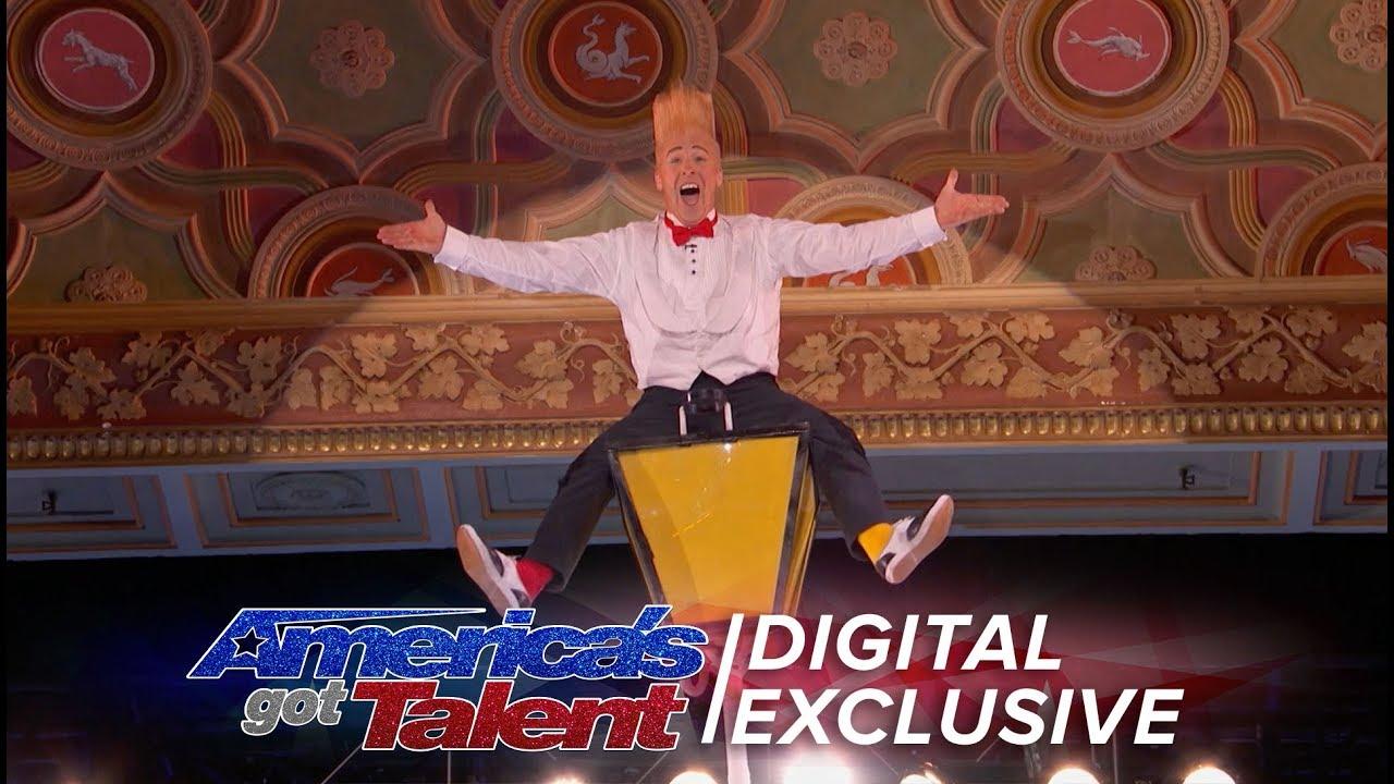 Most Dangerous Acts of AGT Season 12 - America's Got Talent 2017 thumbnail