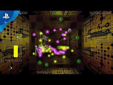 Scintillatron 4096 - Release Trailer | PS4, PS Vita thumbnail