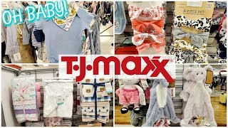 BABY SHOPPING * TJ MAXX - BABY DEPARTMENT 2020