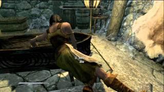 Skyrim - Laid to Rest Walkthrough (Complete)